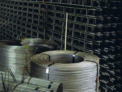 laminati e fili ferro