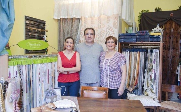 La Tappezzeria di Venanzini - Lo Staff