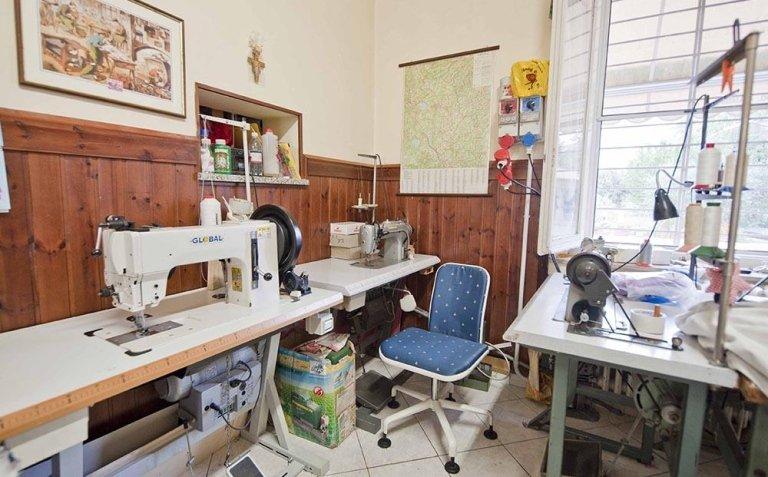 Laboratorio tappezzeria - Perugia
