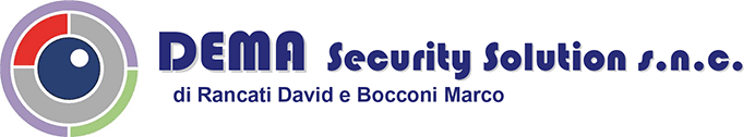 DEMA SECURITY SOLUTION - LOGO