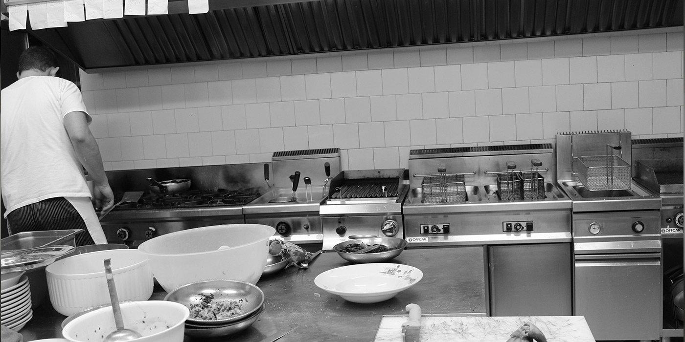 Cucina del Riccio Ristorante Pizzeria a Santa Maria a Vico (CE)