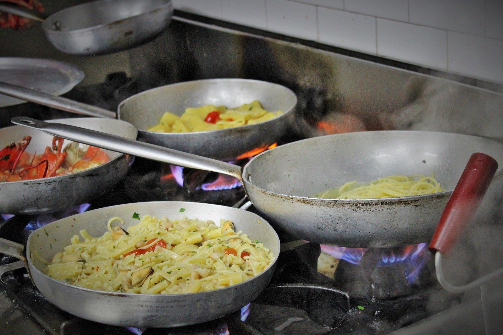 Primi Piatti presso Riccio Pizza e Restaurant a Santa Maria a Vico (CE)