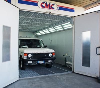 officina centro assistenza veicoli