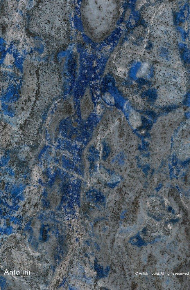 granito grigio e blu