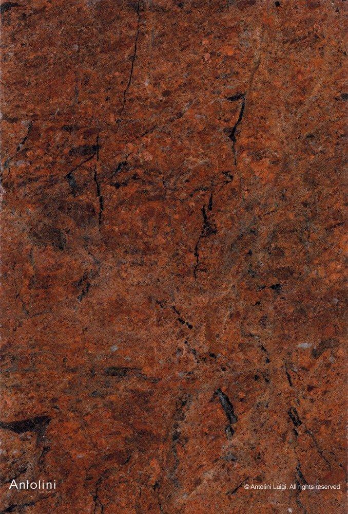 granito rosso