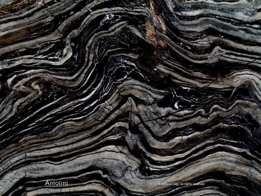 marmo nero e bianco