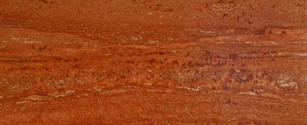 lastra travertino rosso