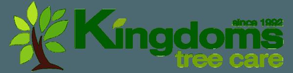 kingdoms tree care business logo