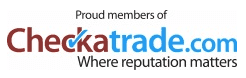 LTV Proud members of checkatrade since Oct 2016