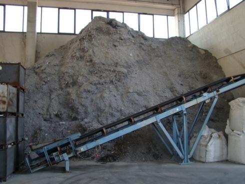 Raccolta polvere alluminio Gambettola