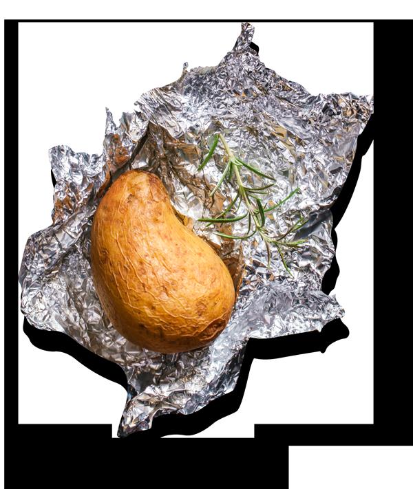 Jacket potatoes image