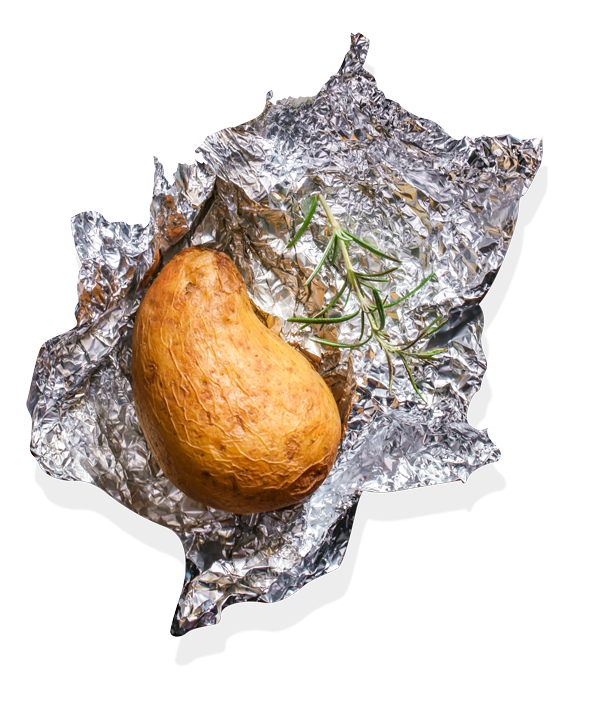Jacket potatoes image