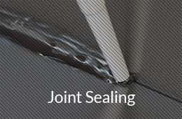 joint sealing button