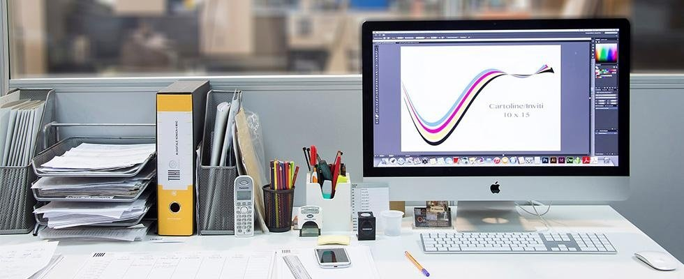 Stampe e progettazioni grafiche