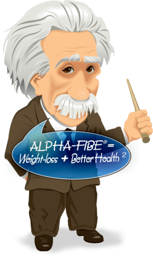 Einstein professor for alpha fibe