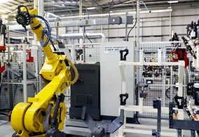 Robot Riveting Cell