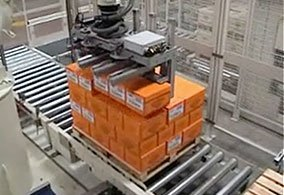Robot Handling & Palletising