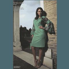 Abito donna verde acqua, spm abbigliamento, viterbo