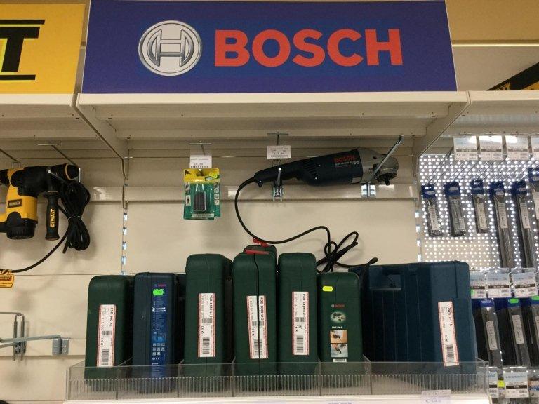 Utensili Bosch
