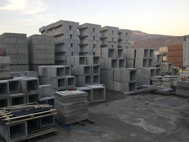 Cassoni in cemento
