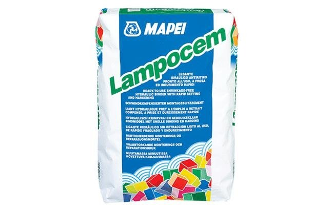 Mapei Lampocem
