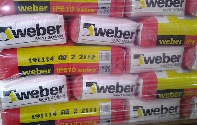 Premiscelato Weber