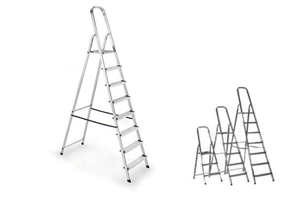 scale e scaletti in alluminio