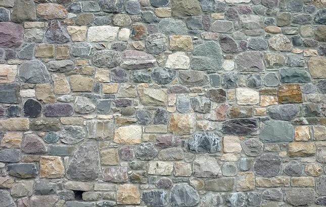 Rivestimento murale in pietra naturale