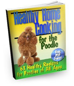 home cooking for Poodle book