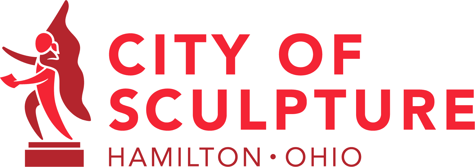 hamilton ohio city of sculpture