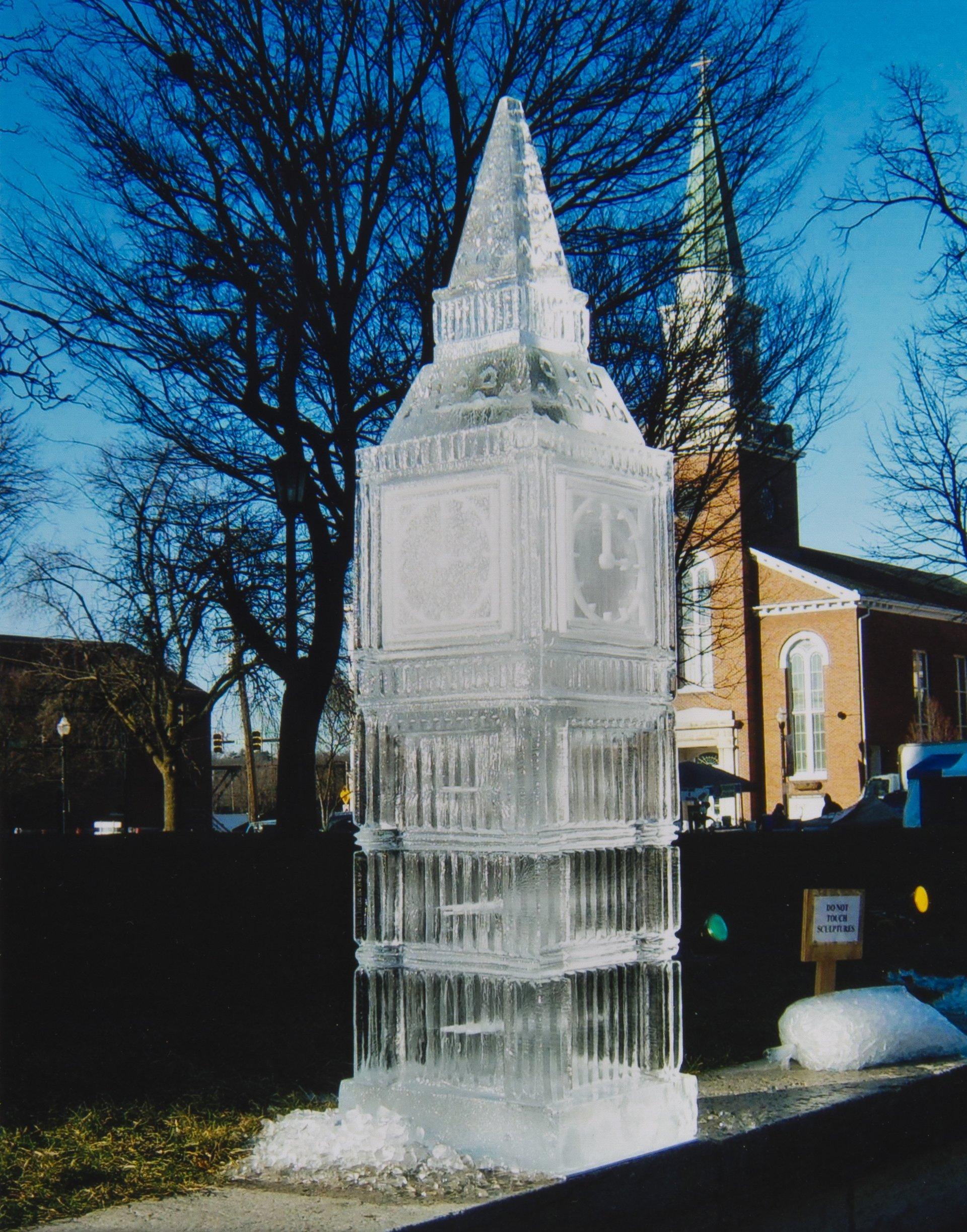Ice fest Hamilton ohio