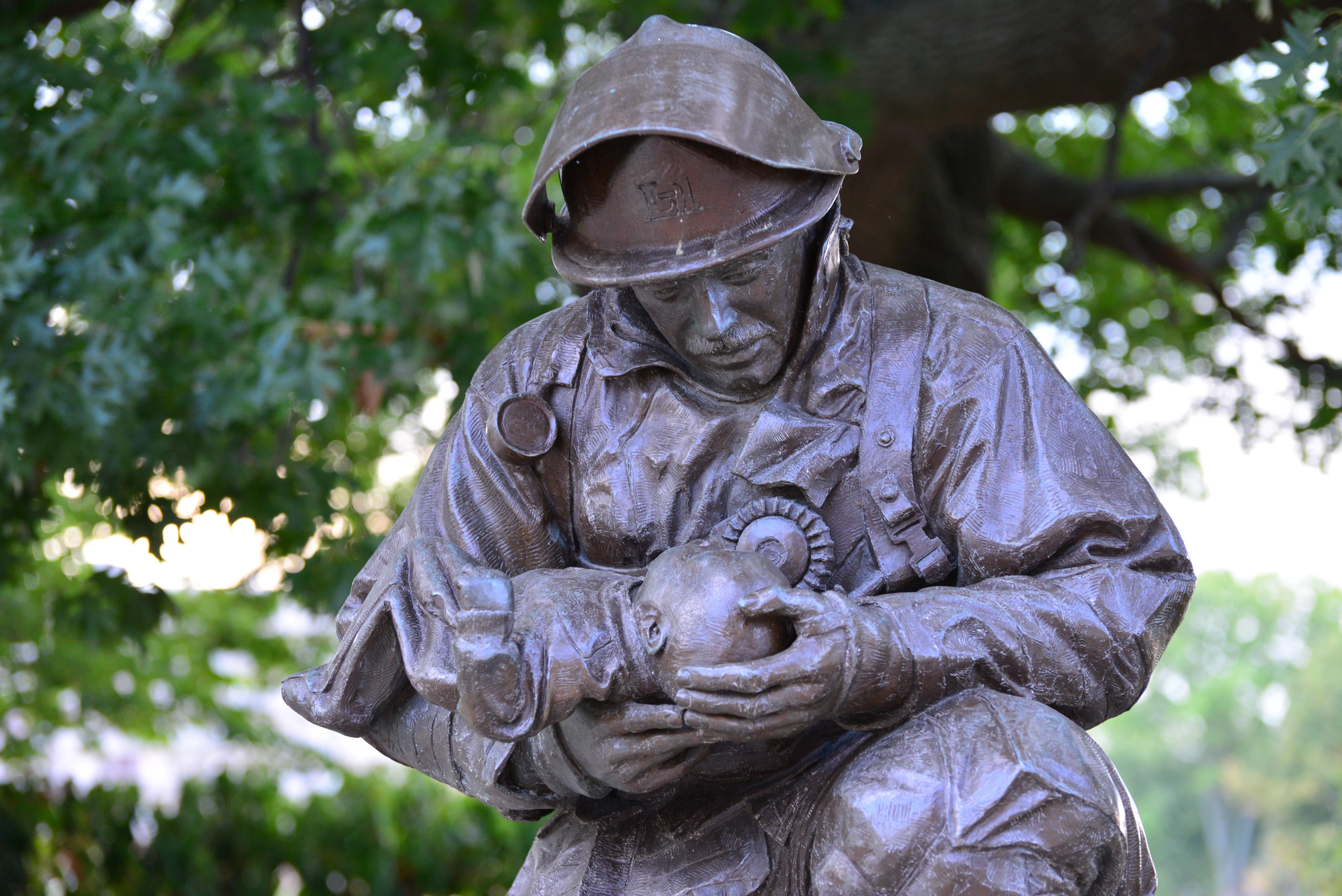 Firefighter Memorial #4 - George Danhires