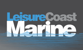Leisure Coast Marine logo