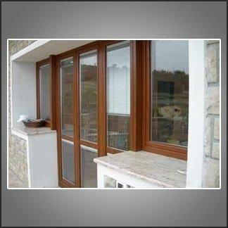 porte e finestre legno alluminio