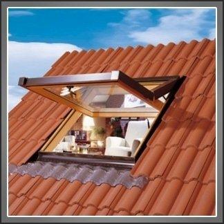 infisso a tetto