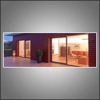 vetrate legno pvc alluminio
