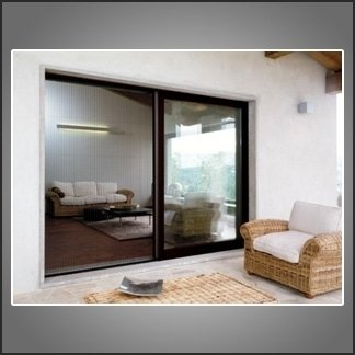 vetrate legno alluminio