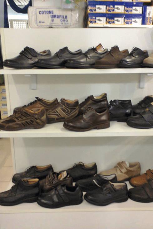 scarpe eleganti ortopediche