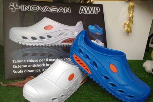 scarpe per professioni sanitarie