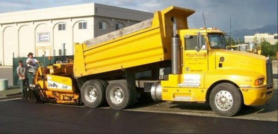 Paving services in Anchorage, AK