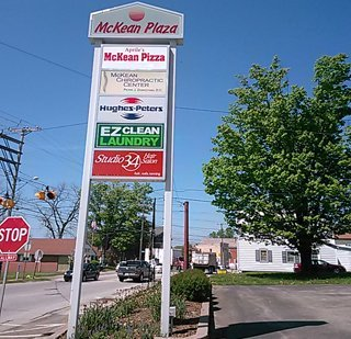 Restaurant Delivery, McKean & Erie, PA