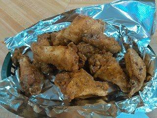 Chicken Wings, McKean & Erie, PA
