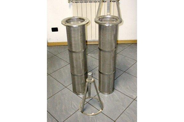 Filti Inox per Turbine
