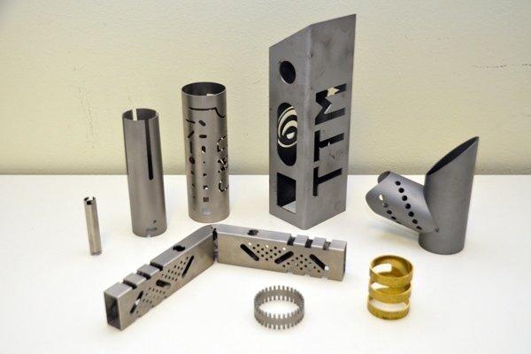 taglio laser tubolari_ Esempi di lavorazioni su tubo