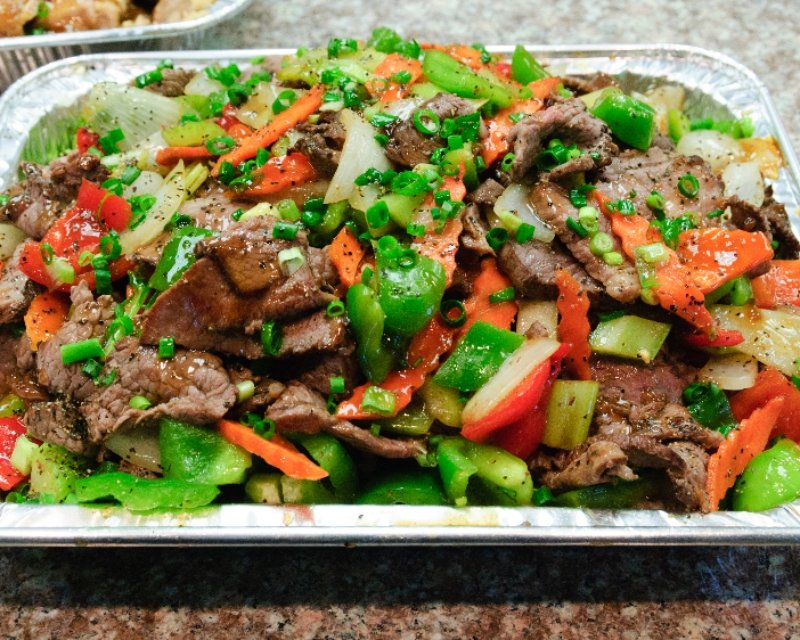 Kiawe Pepper Steak