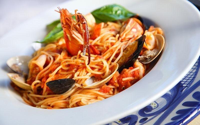 spaghetti all