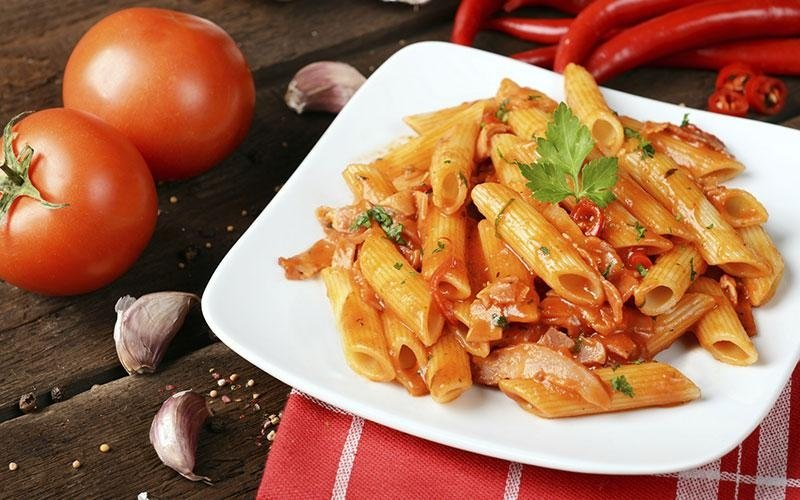 penne all