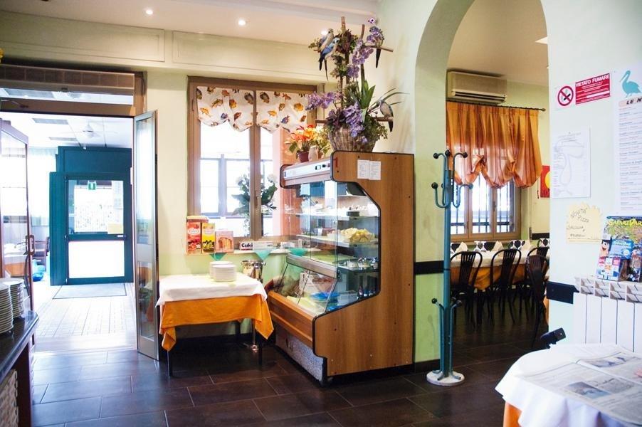 il ristorante Pellicano
