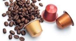 selezione di caffè in cialde