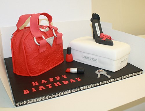 Example of one of the celebration cakes